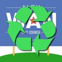 Recycle Your Yard Sign